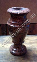 Гранитная ваза №31