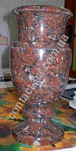 Гранитная ваза №34