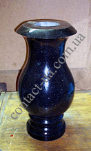 Гранитная ваза №41