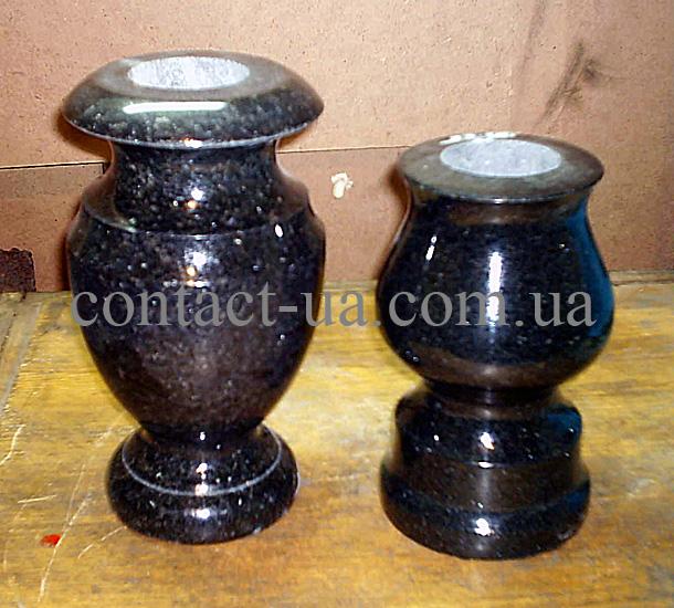 Гранитные вазы №44