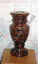 Гранитная ваза №51