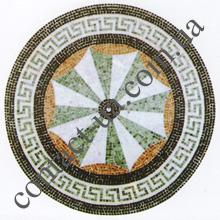 Мозаика мраморная №13