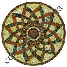 Мраморная мозаика №14