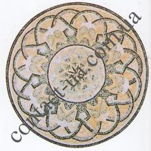 Мозаика из мрамора №3