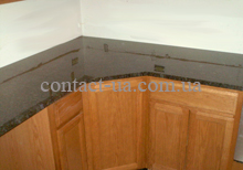 Кухонная столешница из лабрадорита №40