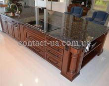 Кухонный стол (лабрадорит) №49