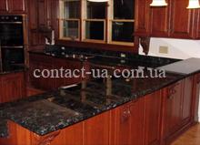 Столешница для кухни из полированного лабрадорита №50