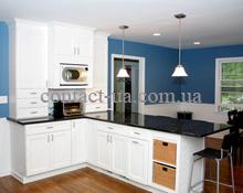 Столешница для кухни из лабрадорита Blue Volga №68