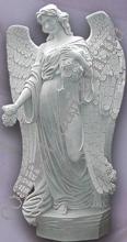 Статуя гранитная образец №11