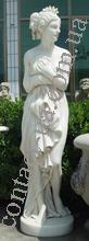 Статуя мраморная образец №12