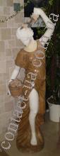 Статуя мраморная образец №4