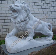 Скульптура из гранита образец №6