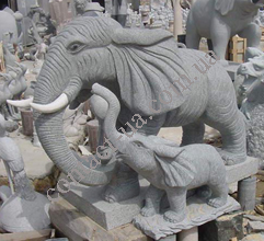 Скульптуры из гранита образец №7