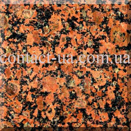 Гранитная плитка Емельяновского месторождения